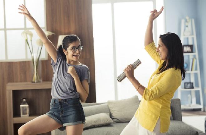 dancing inmarathi