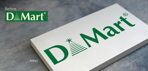 demart logo inmarathi