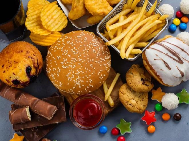 fast food inmarathi