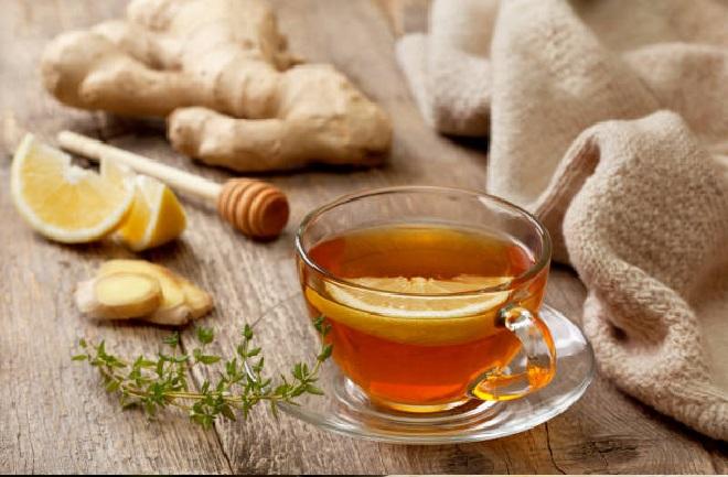 ginger tea inmarathi