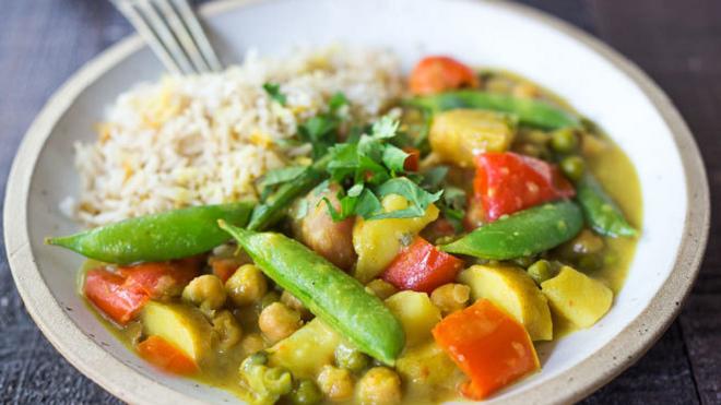 indian healthy food