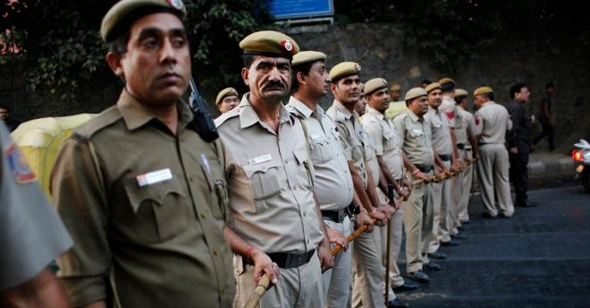 indian police inmarathi