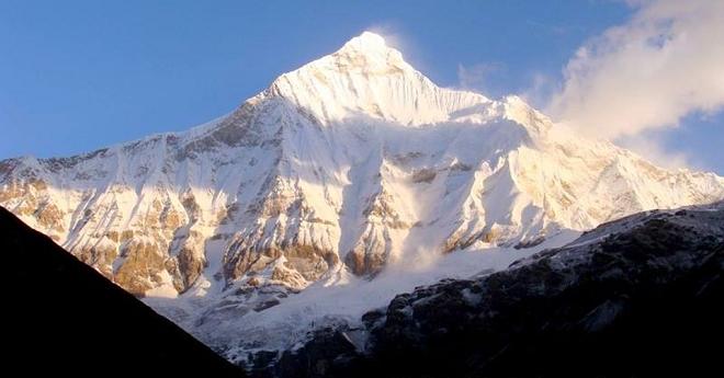nanda devi peak inmarathi