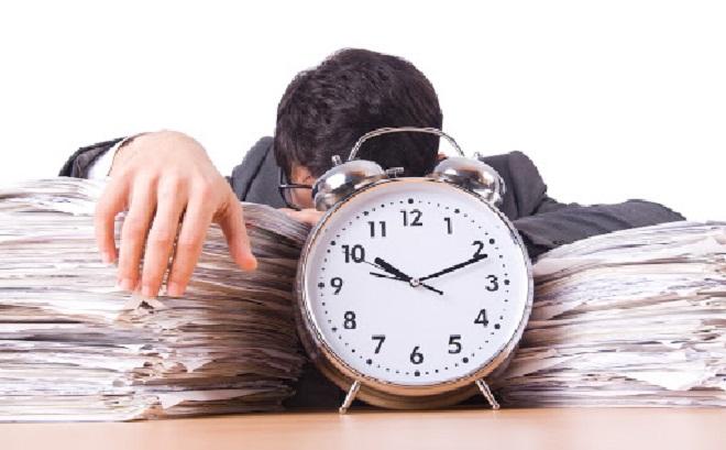 no time management inmarathi