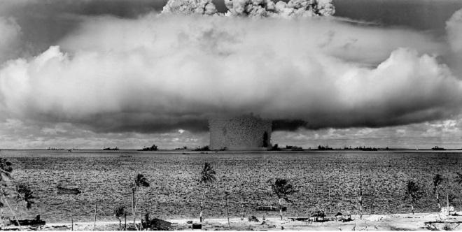 nuclear weapon test inmarathi
