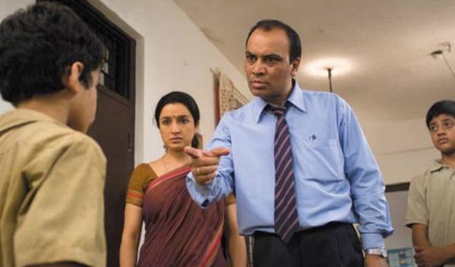 parents scolding inmarathi