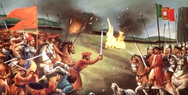 raja shivaji inmarathi