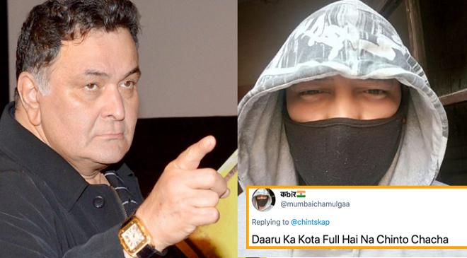 rishi kapoor angry tweet inmarathi