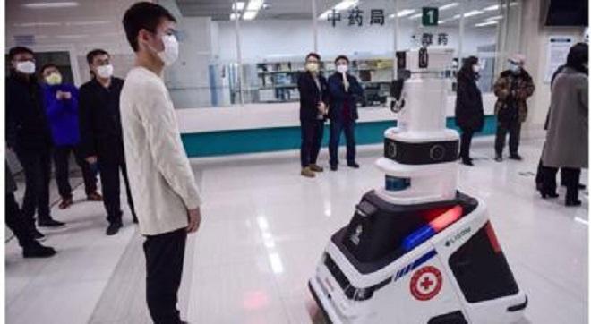 robot inmarathi