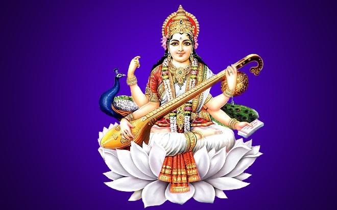 saraswati inmarathi