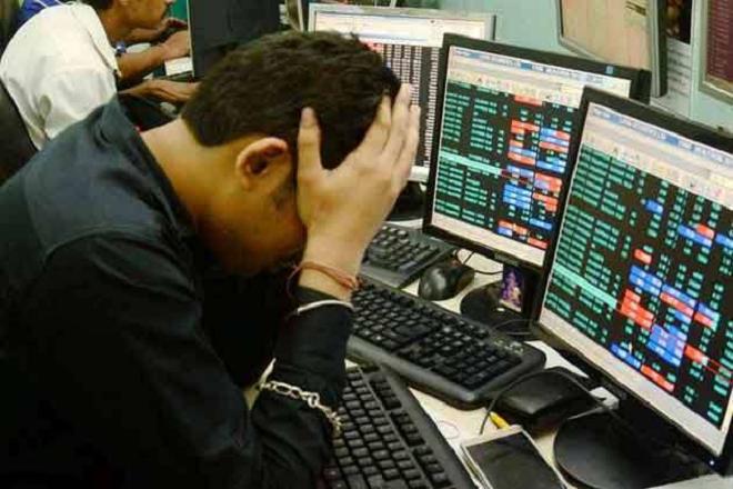 share market crash inmarathi