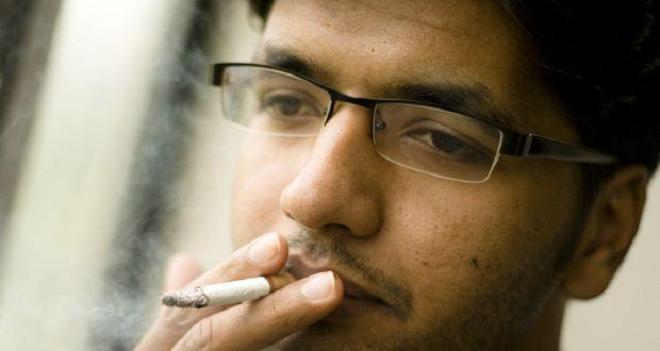 smoking inmarathi