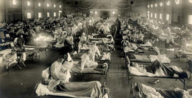 spanish flu patient inmarathi