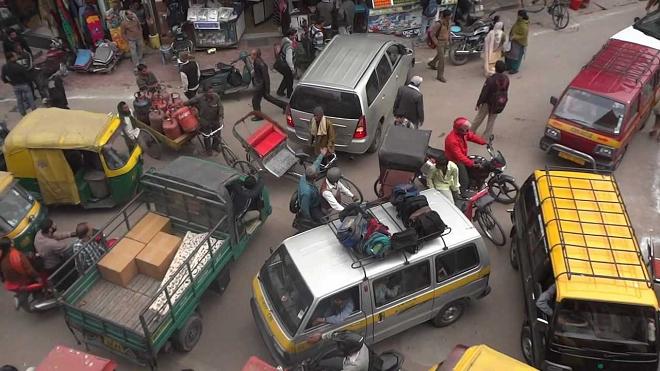 traffic jam inmarathi