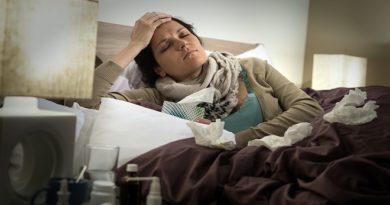 unwell woman inmarathi