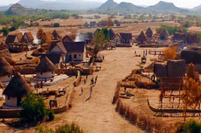 village inmarathi