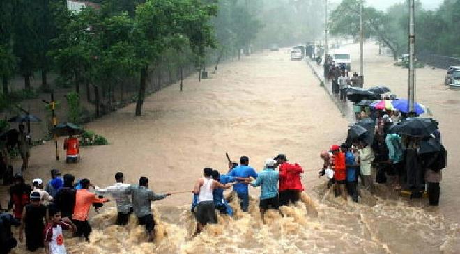 26 july flood inmarathi
