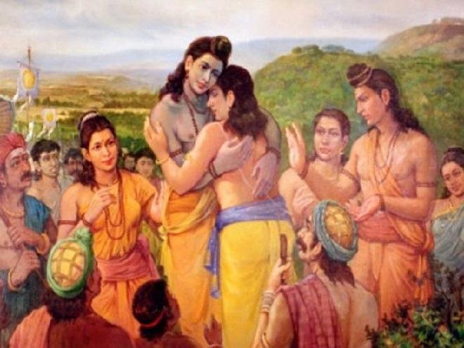 bharat and ram inmarathi