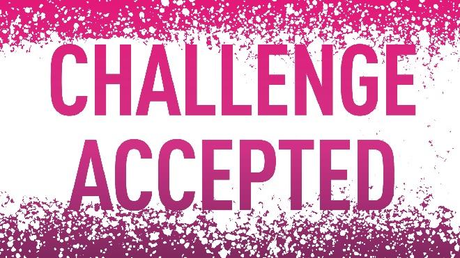 challenge accepted inmarathi