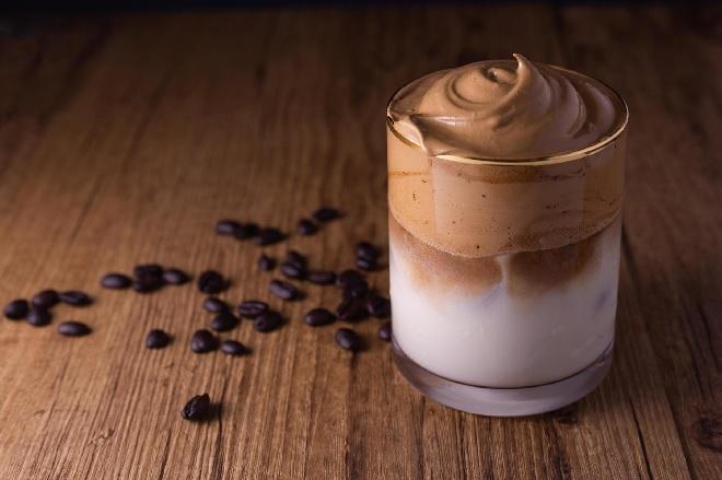 dalgona coffee inmarathi