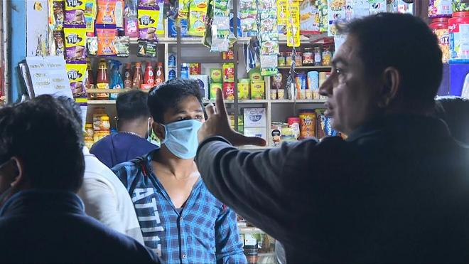 essential shops inmarathi