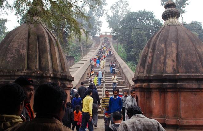 hajo temple inmarathi