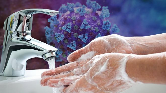 hand wash inmarathi