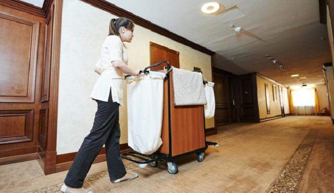 hotel jobs inmarathi