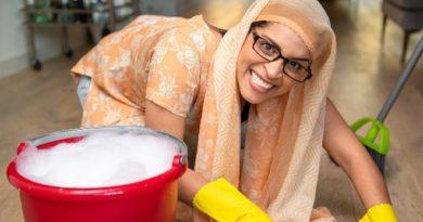 household work inmarathi