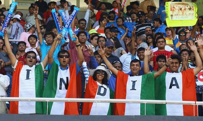 indian cricket fans inmarathi