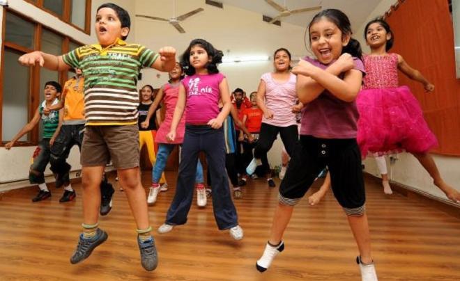 indian kids dance inmarathi
