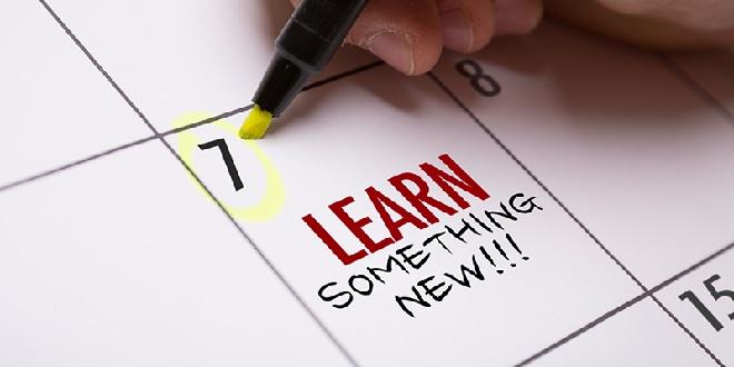 learn new things inmarathi