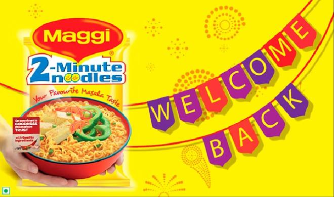 maggi welcome back