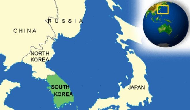 north korea inmarathi
