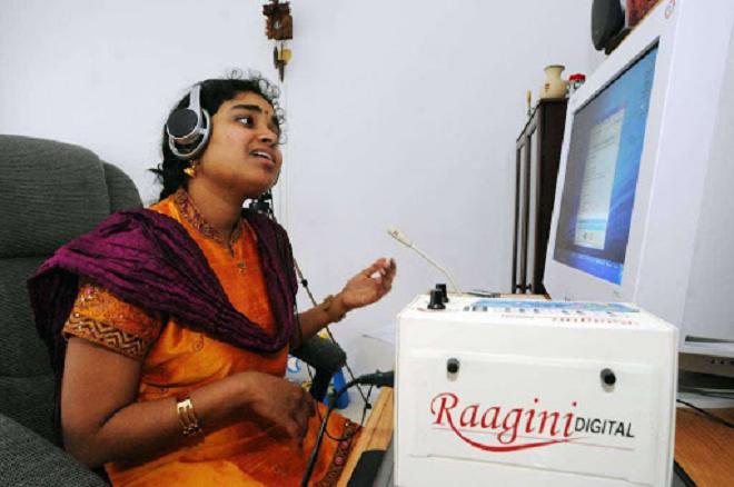 online music inmarathi