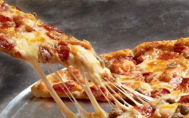 pizza inmarathi