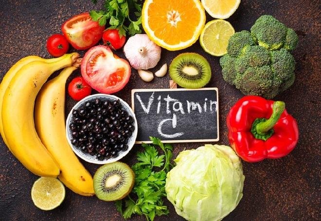 vitamin c inmarathi
