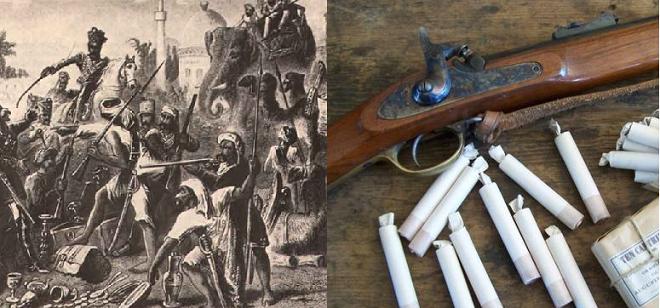1857 war inmarathi