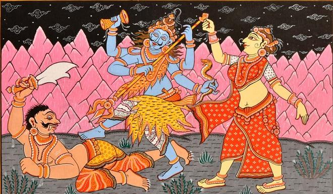 andhakasur inmarathi