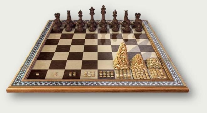 chess board inmarathi
