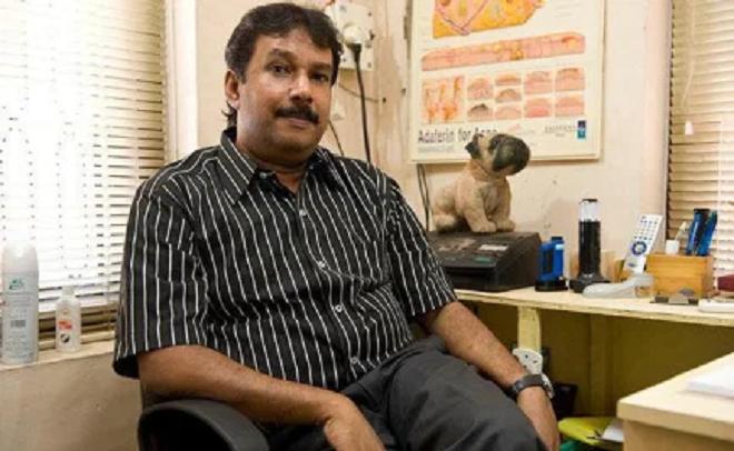 dr krishnan shribiju inmarathi