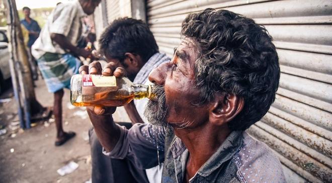drunker inmarathi