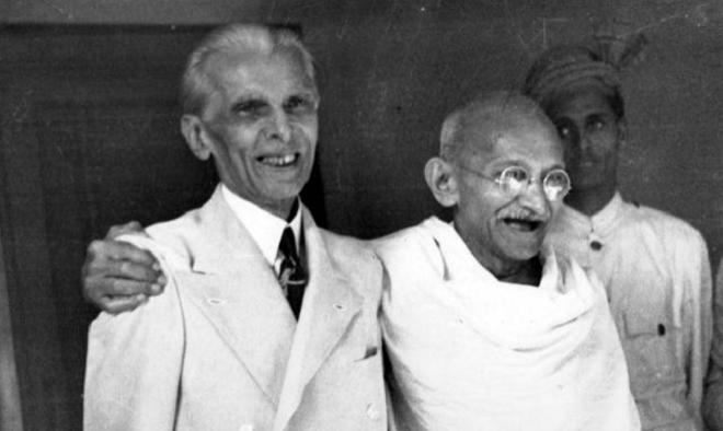 gandhi and jinnah inmarathi