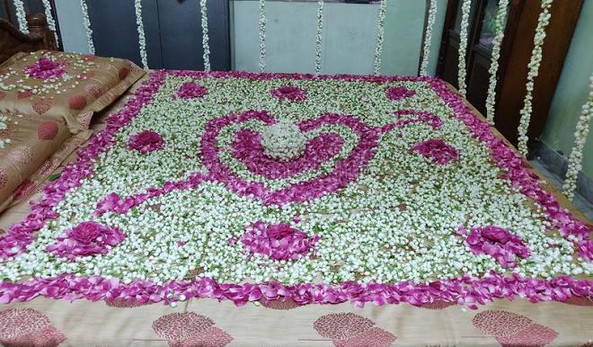 jasmine bed inmarathi