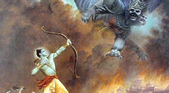 lakshman killing indrajeet inmarathi