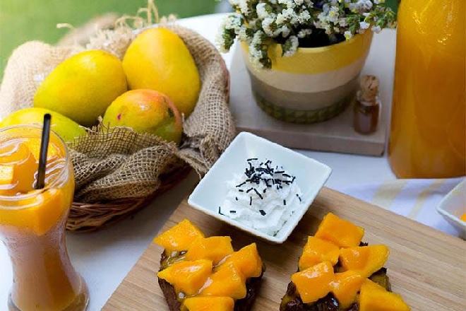 mango dishes inmarathi