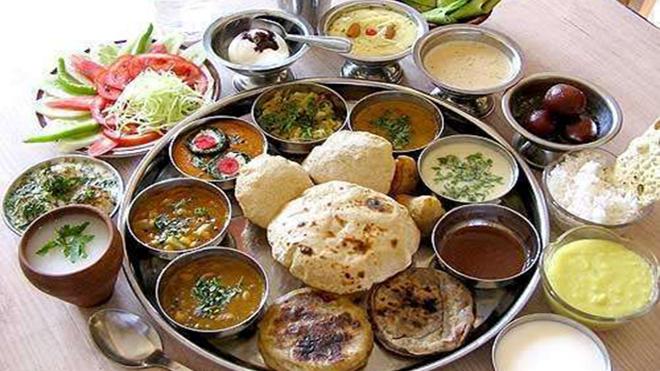marathi thali inmarathi