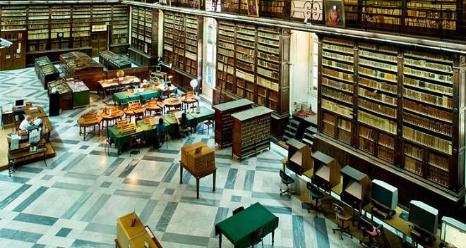 national library inmarathi