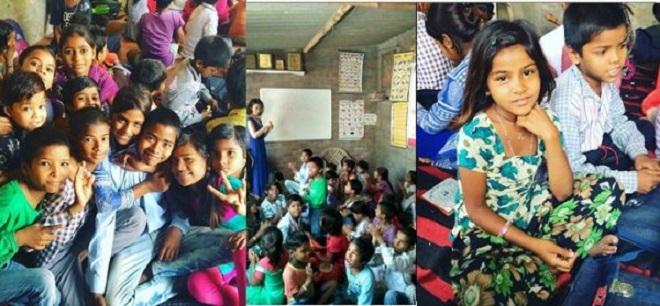 poor kids inmarathi