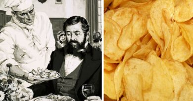 potato chips invention